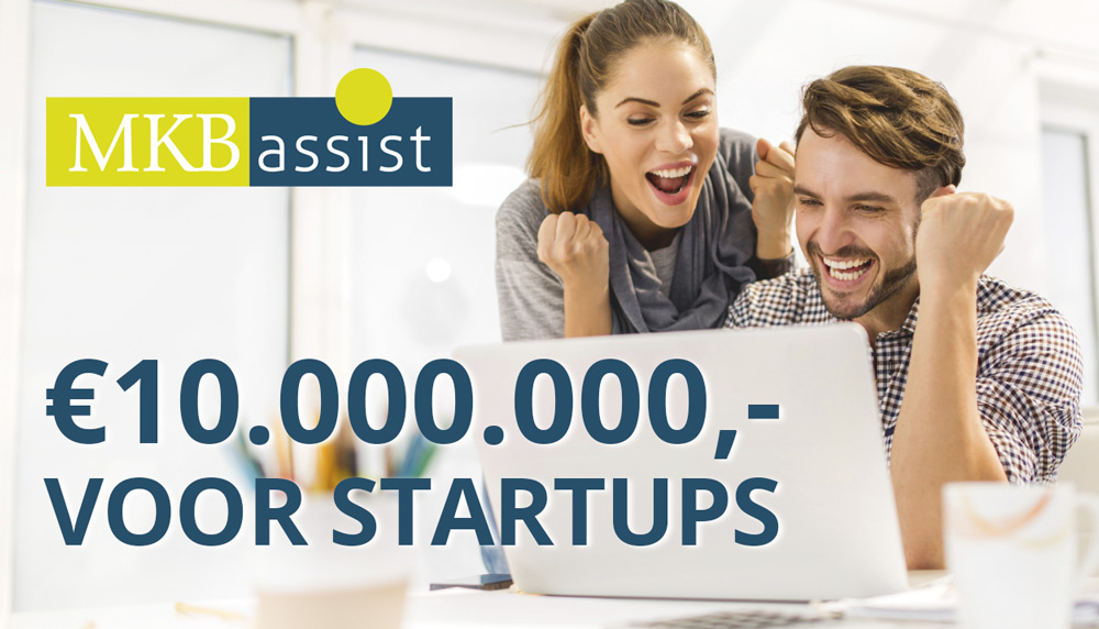 meer geld voor startups en innovatie MKB